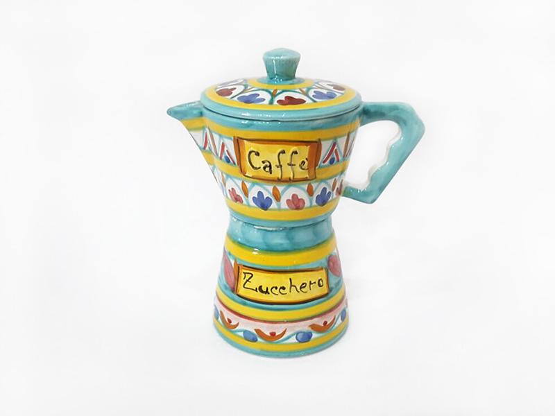 Caffettiera – L'Arte in Ceramica Vietrese