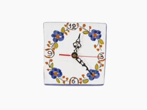 Orologio da tavolo - L'Arte in Ceramica Vietrese