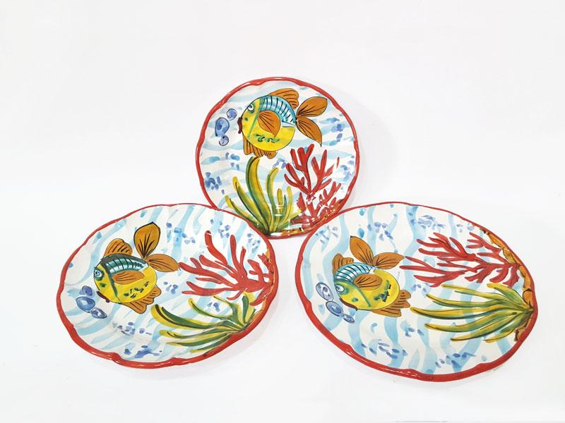 Piatti classici – L'Arte in Ceramica Vietrese