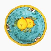 Piatto classico fondo - L'Arte in Ceramica Vietrese