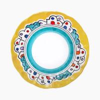Piatto classico vietrese - L'Arte in Ceramica Vietrese