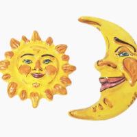 Sole e Luna - L'Arte in Ceramica Vietrese