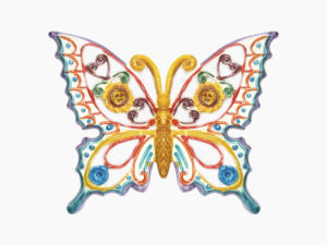 Farfalle - L'Arte in Ceramica Vietrese