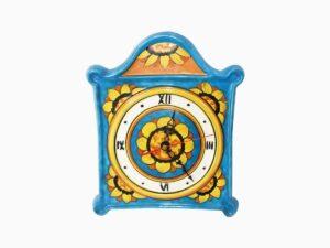Orologio Aurora - L'Arte in Ceramica Vietrese