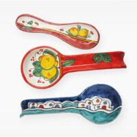 Poggiamestolo - L'Arte in Ceramica Vietrese