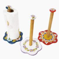 Portascottex da appoggio - L'Arte in Ceramica Vietrese
