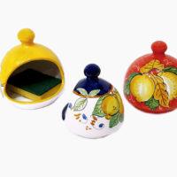 Portaspugnetta - L'Arte in Ceramica Vietrese