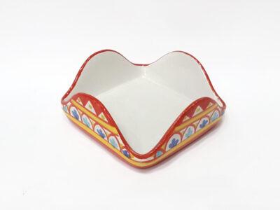 Portatovaglioli - L'Arte in Ceramica Vietrese