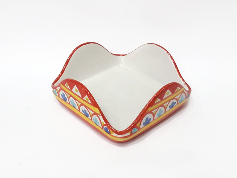 Portatovaglioli – L'Arte in Ceramica Vietrese