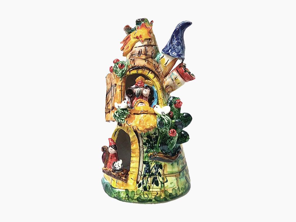 Presepe – L'Arte in Ceramica Vietrese