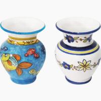 Vaso portafiori 15cm - L'Arte in Ceramica Vietrese