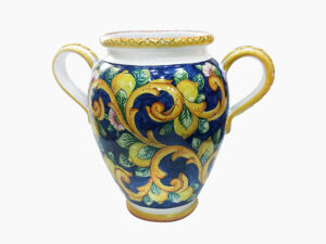 Anfora o Vaso - L'Arte in Ceramica Vietrese