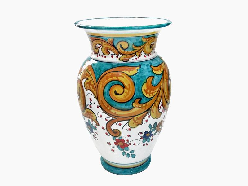 Portaombrelli o Maxi Vaso – L'Arte in Ceramica Vietrese