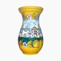Portaombrelli o maxi vaso portafiori- L'Arte in Ceramica Vietrese