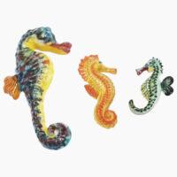 Cavallucci marini - L'Arte in Ceramica Vietrese