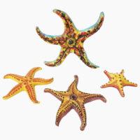 Stelle marine - L'Arte in Ceramica Vietrese