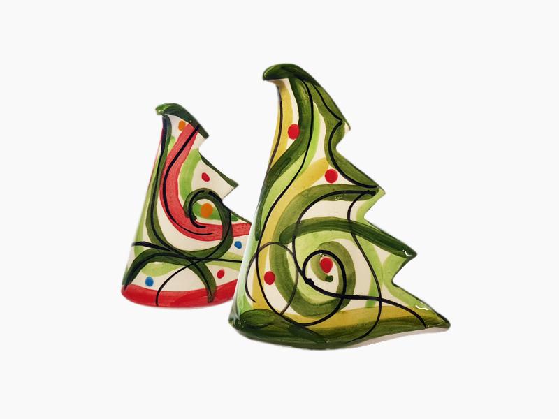Alberello stilizzato – L'Arte in Ceramica Vietrese