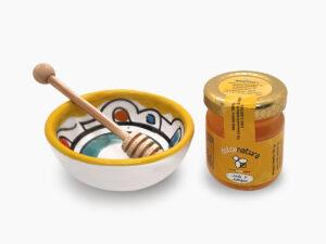 COPPETTA MIELE - L'Arte in Ceramica Vietrese